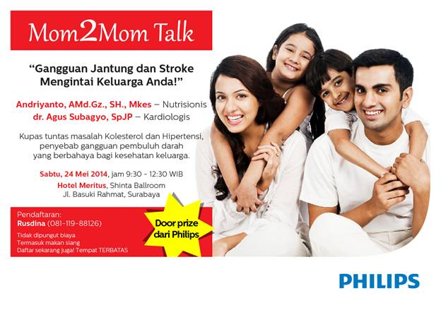 #PhilipsMom2MomTalk