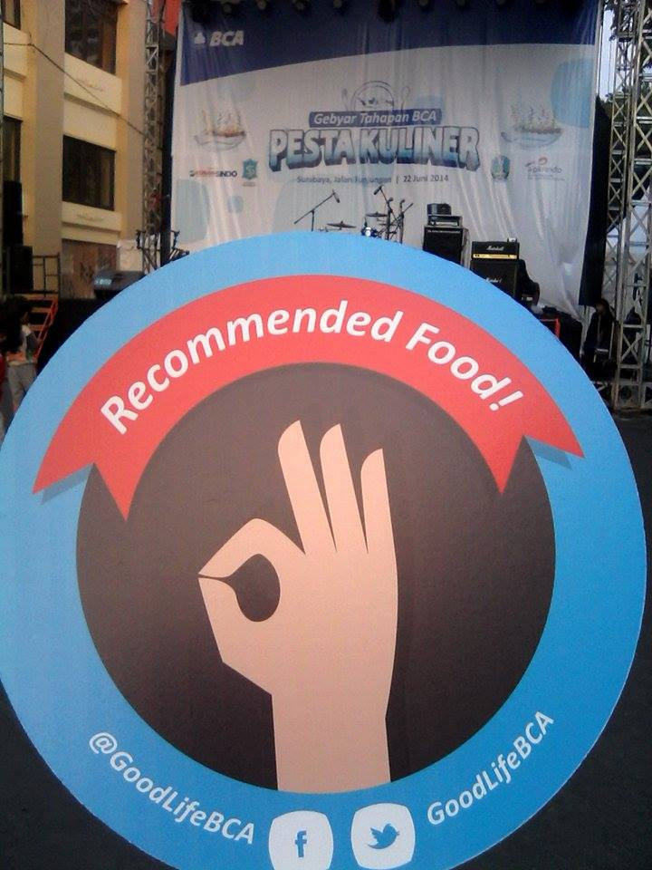 Recommended Food