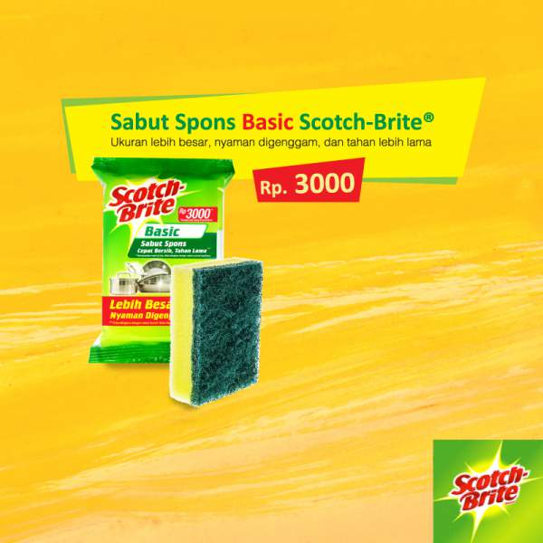 Scotch-Brite Basic