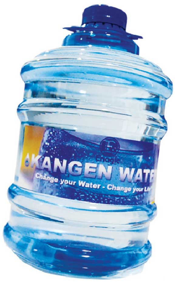 kangen water air galon