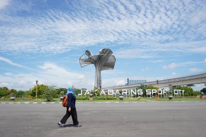 Jakabaring-Sport-Center