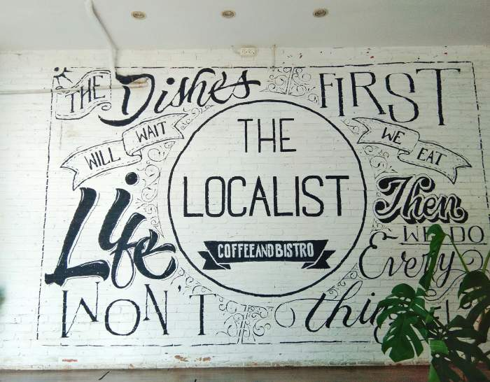 The Localist Cafe & Bistro