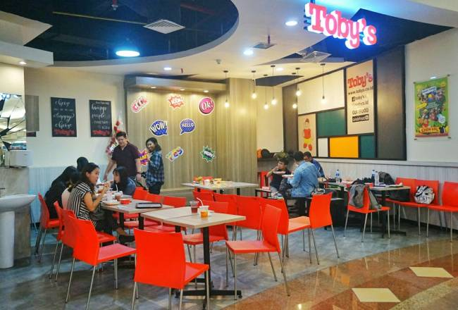 Toby's BG Junction Surabaya
