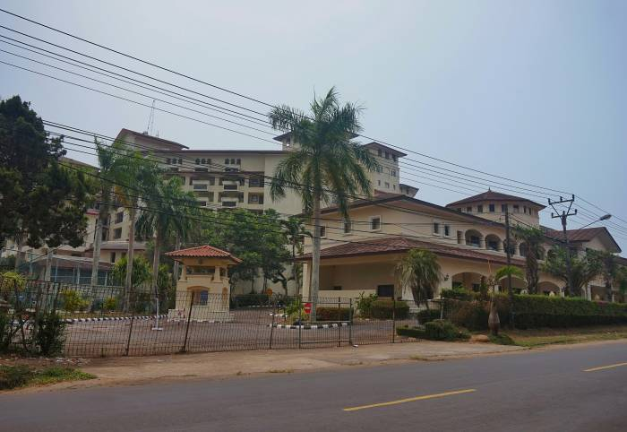Hotel Marbella Anyer angker